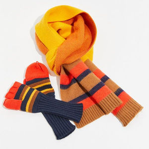 Accessories - NWT Super Soft College Inspired Scarf